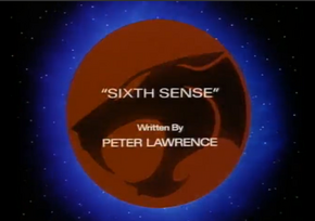 Sixth Sense - Title Card