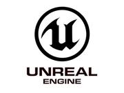 Unreal Engine logo and wordmark-0