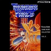 Thunder Force III Soundtrack