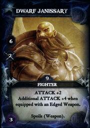 Dwarf Janissary