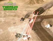 TE Montauk lasers