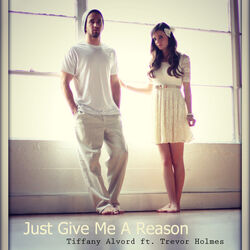 Just Give Me A Reason, cover