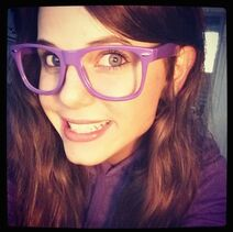 Tif-FUN-y glasses - March 8, 2013