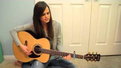 I Knew You Were Trouble (acoustic) - Taylor Swift
