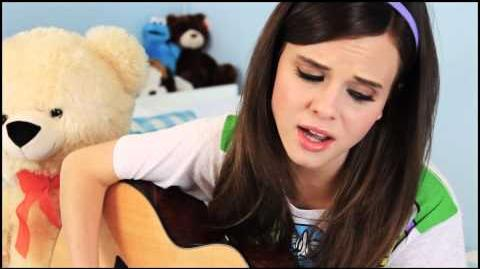 Here's To Never Growing Up - Tiffany Alvord (Cover)