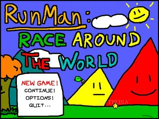 RunMan-Race-Around-the-World 1