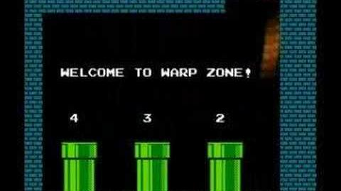 Minus world, flag jump and as many 1up you want