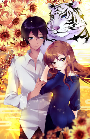File:Ren and Kelsey by squ-chan.jpg