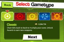 Gametype - Classic