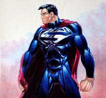 Superman Costume Design