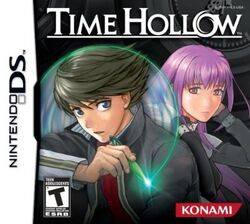 Time Hollow US cover