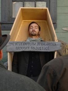Timeless Jesse James Dead