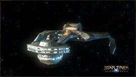 Klingon K`Tìnga Class