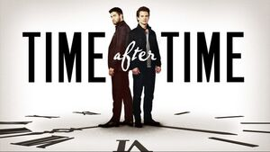 Time After Time series logo