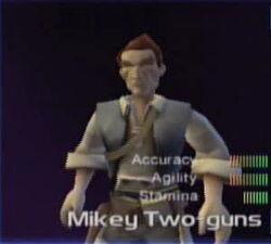 MikeyTwo-guns