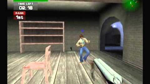 Timesplitters 1 showcase Section 8 Challenges