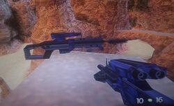 Scifi Sniper TS1