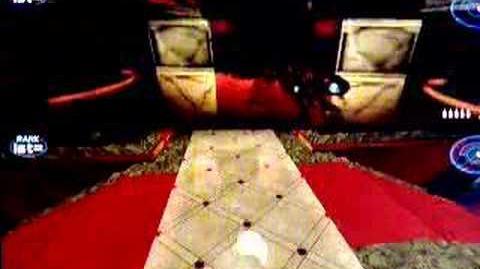 TimeSplitters 2 Nightclub glitch, reflection room