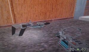 Raygun Carbine