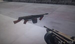 Tommy Gun TS1