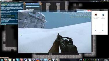 TimeSplitters Rewind - Pre-Alpha Gameplay (Ice Station) - Part 1-0