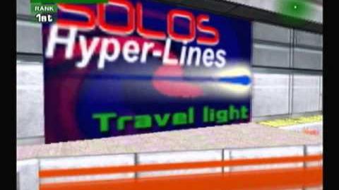 Timesplitters 1 showcase Spaceways (Arcade)