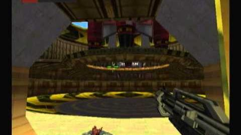 Timesplitters 1 showcase Spaceways (Story on Normal)