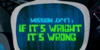 If It's Wright It's Wrong/Gallery