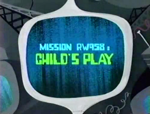 Child's Play Titlecard