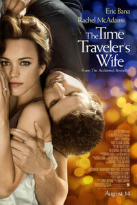 The Time Traveler's Wife film poster