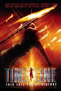 Timeline theatrical poster
