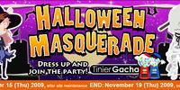 Halloween Masquerade Gacha