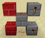 Redstone Brick Demonstration
