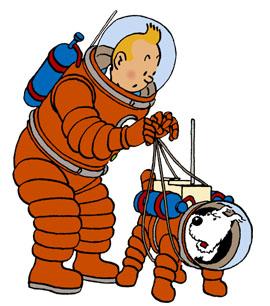 File:Tintin as an astronaut.jpg