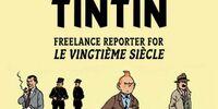 Tintin, Freelance Reporter