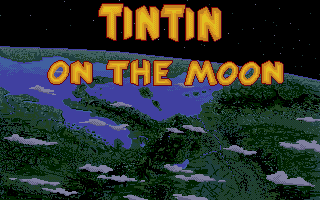 File:Tintin on the Moon titlescreen.png