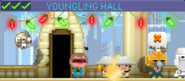 Decorated Youngling Hall