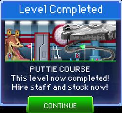 Message Puttie Course Complete