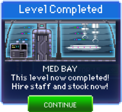 Message Med Bay Complete