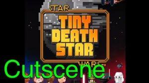 Scene Jawa and Droid Store (Star Wars Tiny Death Star)