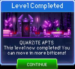 Message Quarzite Apts Complete