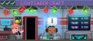 Decorated Lightsaber Craft