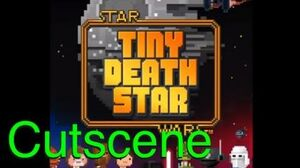 Scene Luke Skywalker and Communications (Star Wars Tiny Death Star)