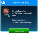 Catch the Spy