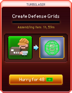 Defense Grids start