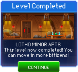 Message Lotho Minor Apts Complete