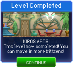 Message Kiros Apts Complete