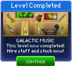 Message Galactic Music Complete