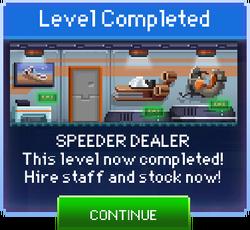 Message Speeder Dealer Complete