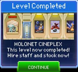 Message Holonet Cineplex Complete
